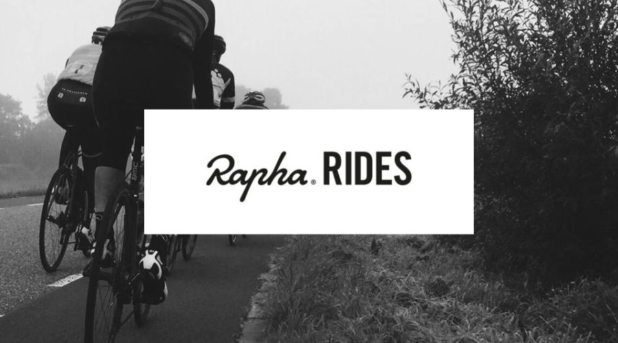rapha monday morning rides