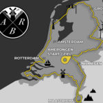 route rave around the netherlands 2018
