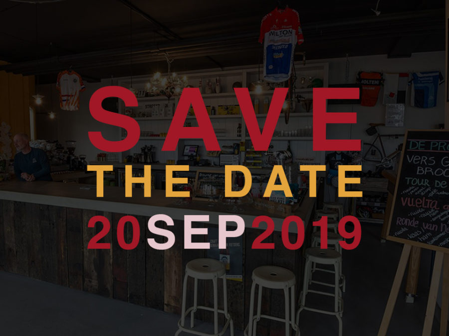 save the date 20 september 2019 uitmarkt allemanswaard amerongen