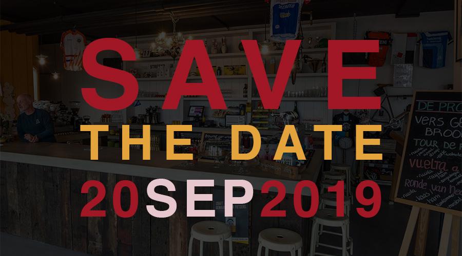 save the date 20 september 2019 uitmarkt allemanswaard amerongen