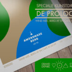 Actie poster Menno Anker